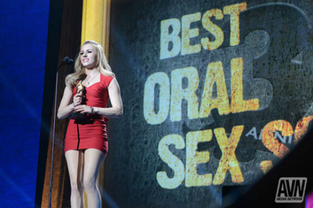 Ceremonia de entrega de los premios AVN'2013 (http://avnawards.avn.com)
