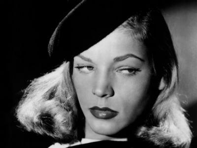 Lauren Bacall en 'El sueño eterno'