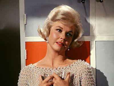 Doris Day en 'Pijama para dos'