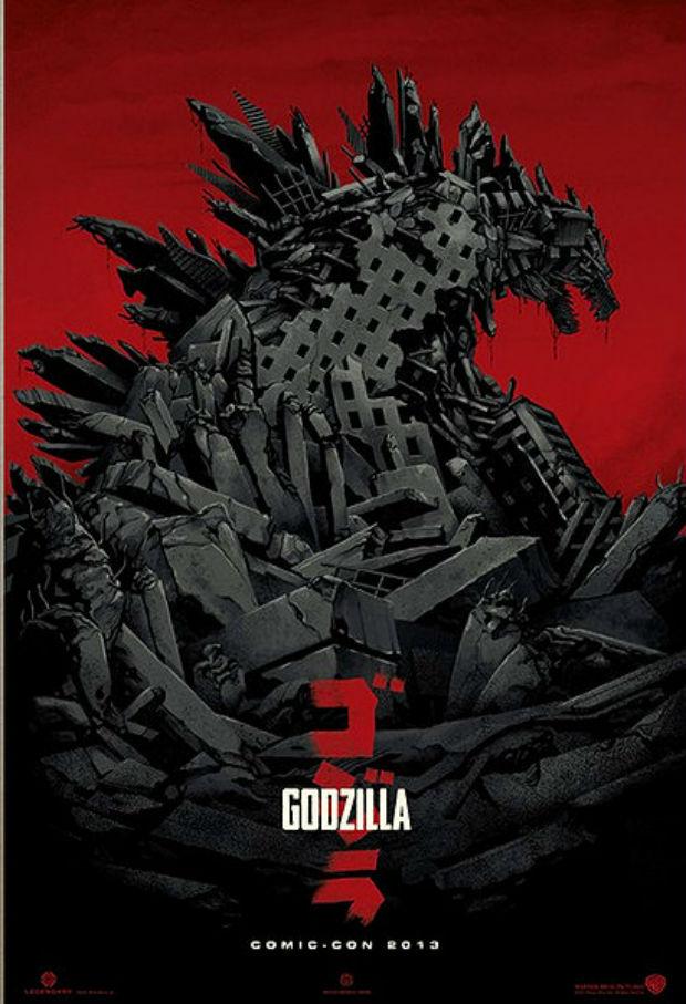 La nueva versión del clásico japonés llegará en 2014, pero ya circulan carteles adelantando el estreno. Tiene buena pinta, ¿no?
