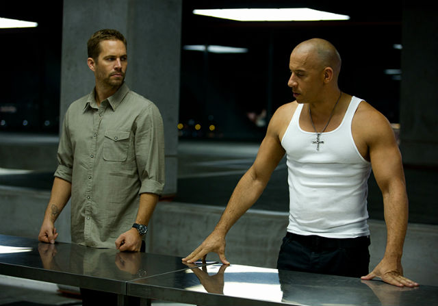 Paul Walker, junto a Vin Diesel en la sexta entrega de 'A todo gas'