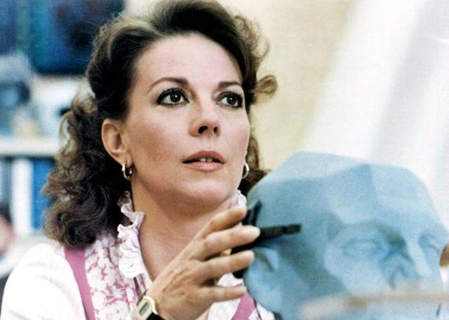 La bellísima Natalie Wood en una imagen de 'Proyecto Brainstorm'