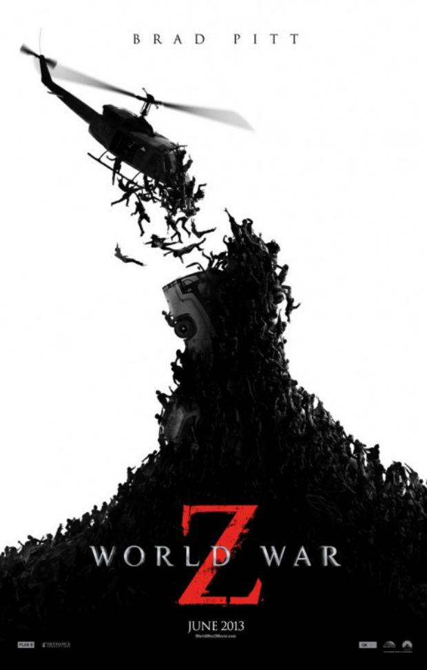 La película era algo decepcionante... Pero este cartel, sencillo y aterrador, no lo es en absoluto.