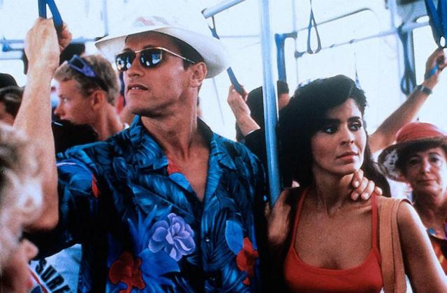 María Conchita Alonso, junto a Schwarzenegger en 'Perseguido'