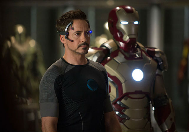 Robert Downey Jr. en 'Iron Man 3' (DISNEY)