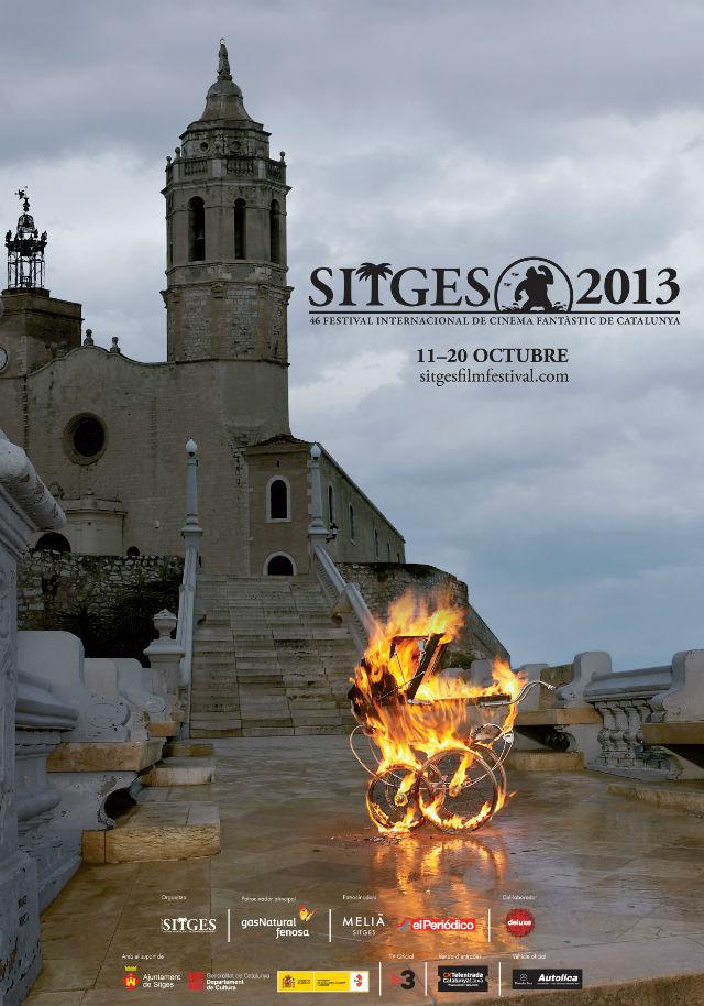 Cartel del festival de Sitges'2013
