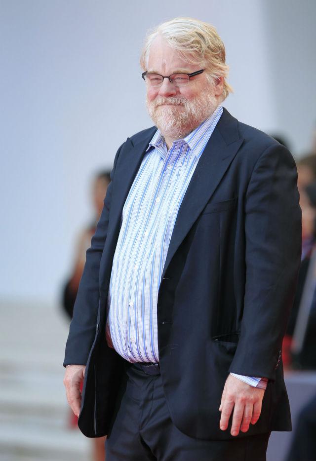 Phillip Seymour Hoffman, en Venecia'2012