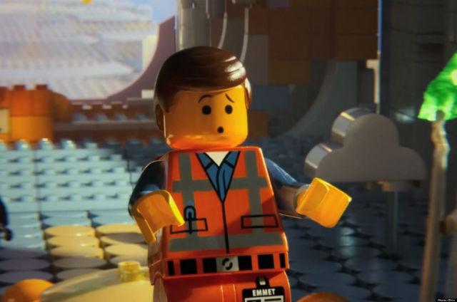 El protagonista de 'La Lego Película', Emmet (WARNER)