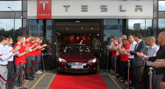 Tesla-Model-S-Norway-1