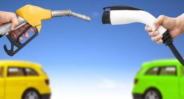 Coche Eléctrico Vs Gasolina