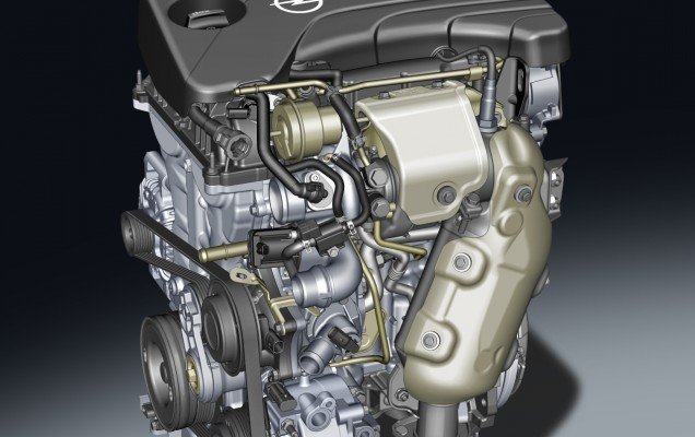 motor opel 3 cilidros turbo