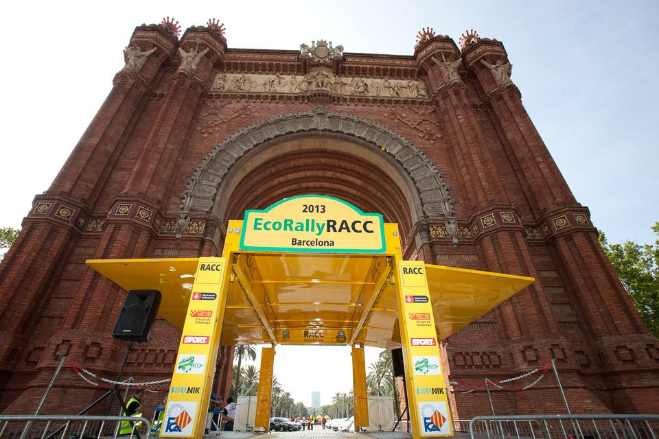 Eco-rallyracc 2013