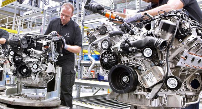 Motores Mercedes-Renault