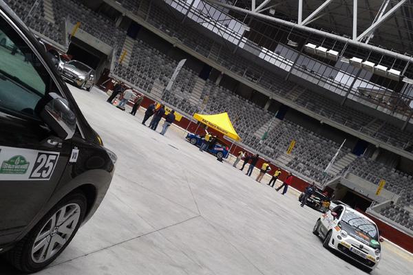 ECO Rally Vasco Navarro FIA