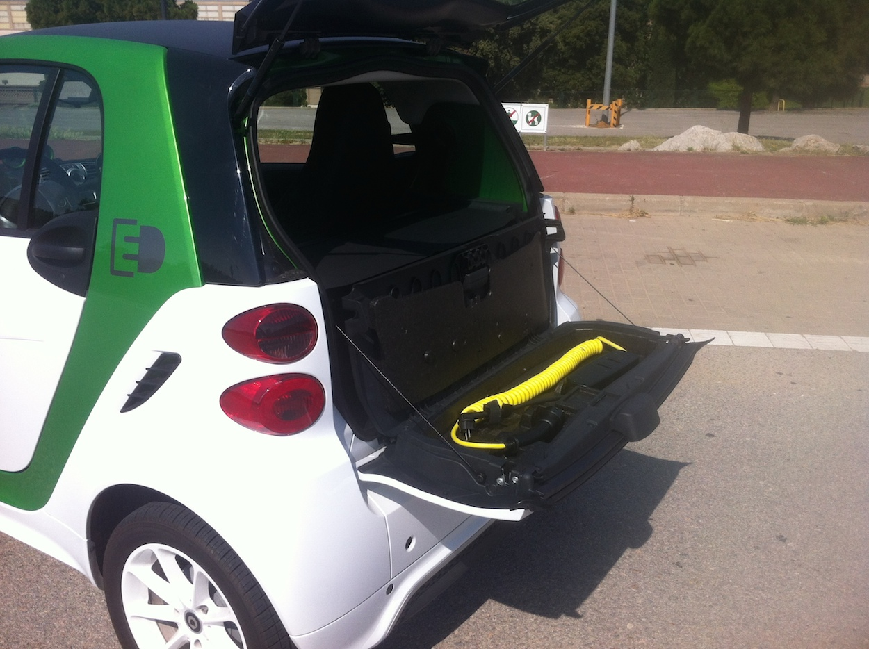 Smart e-drive 2