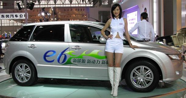 China EV