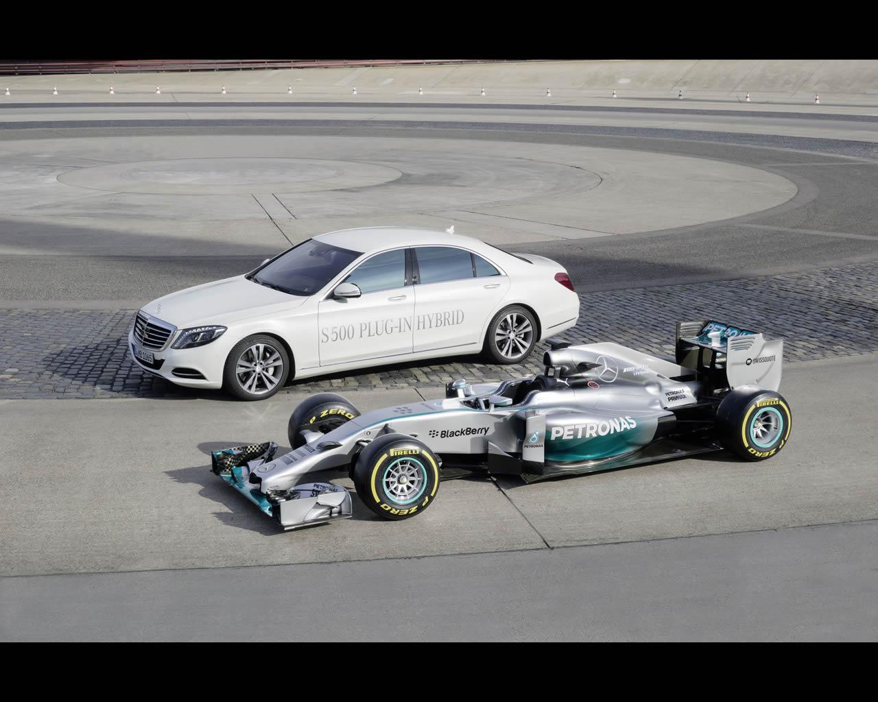 1 -Mercedes Benz S500 Plug in hybrid 2014