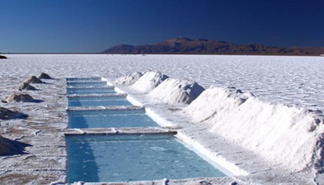 mineria Salar de Olaroz-Litio