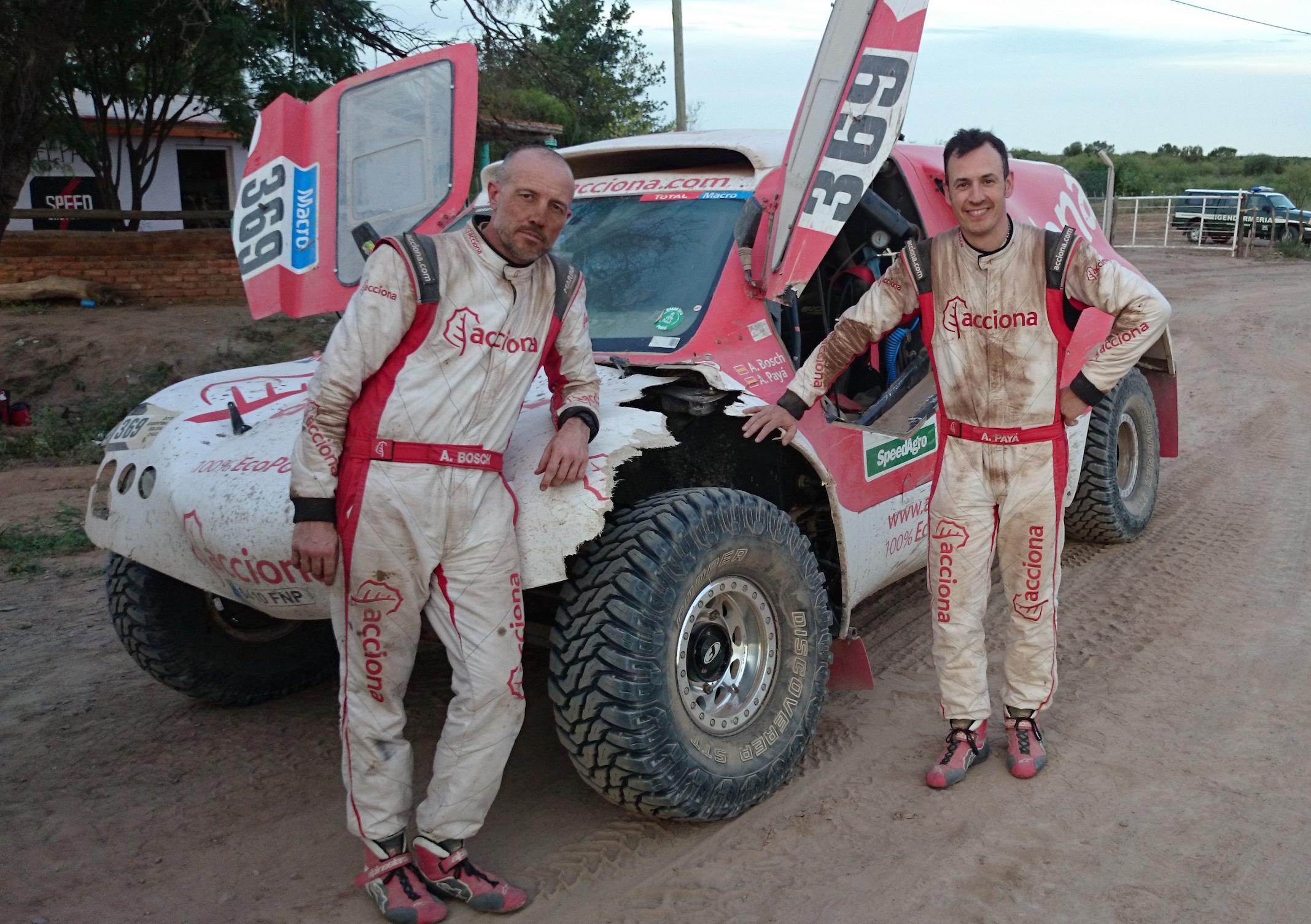 A.Payá electric Dakar