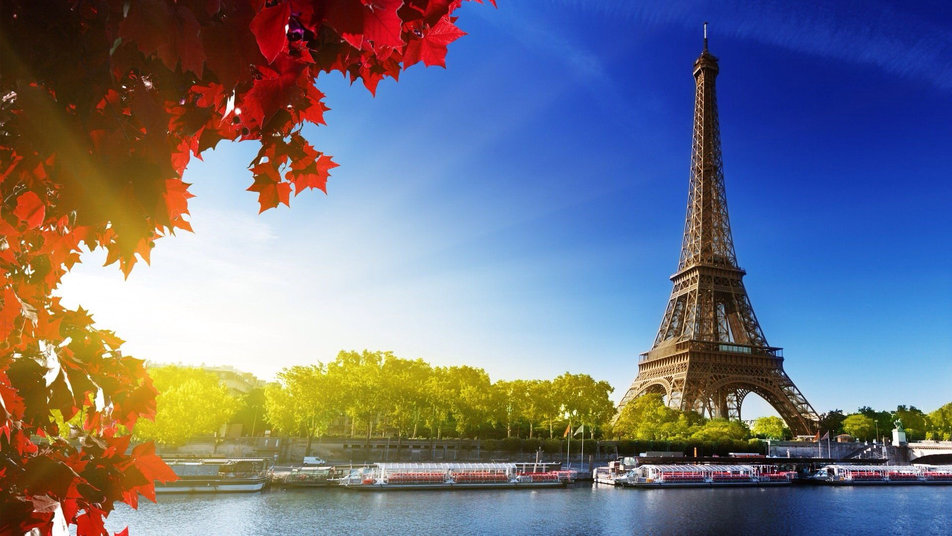 El París limpio de contaminación