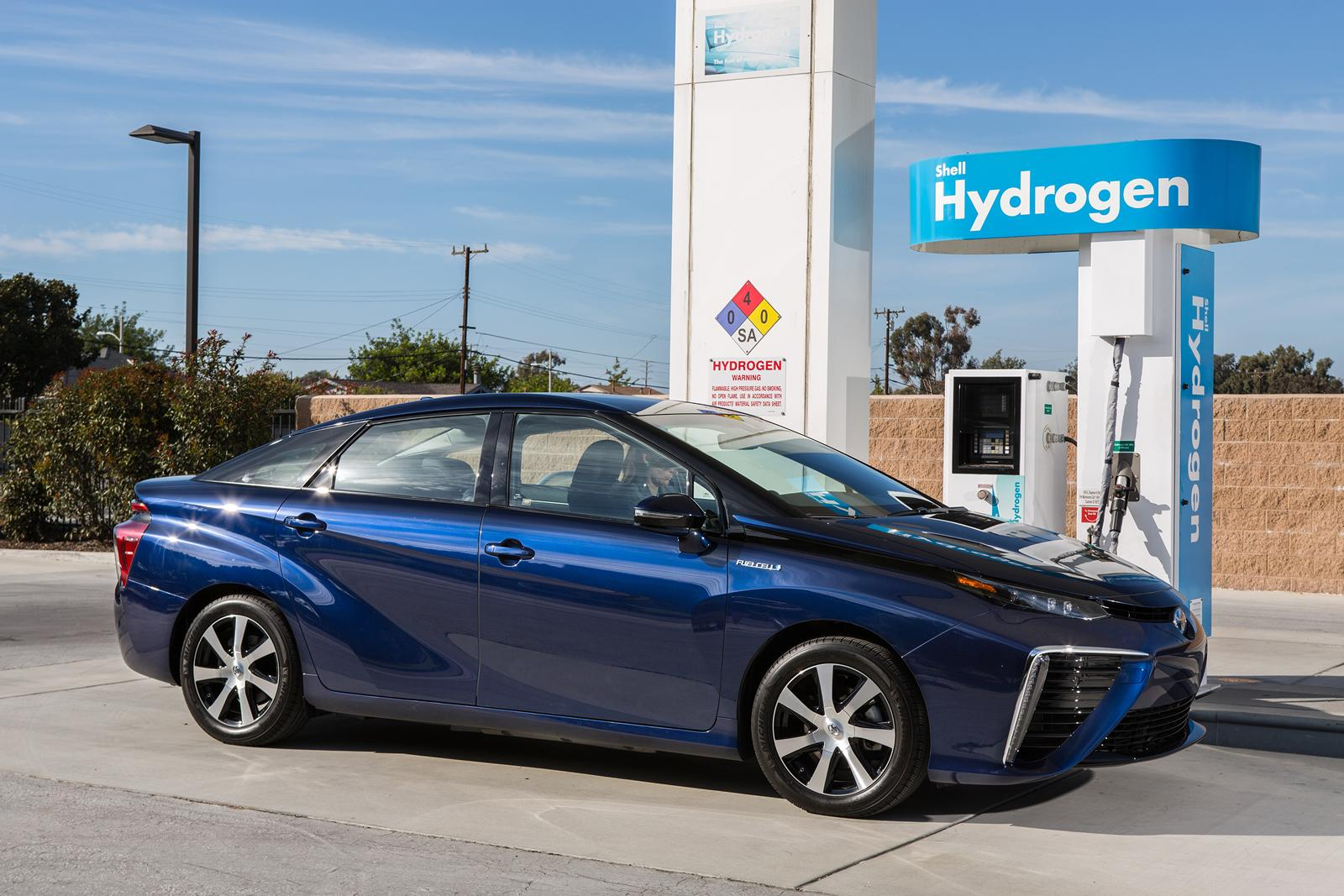 Toyota Mirai Fuell-Cell