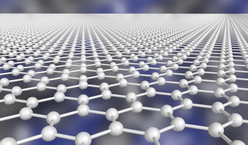 Estructura molecular-Grafeno