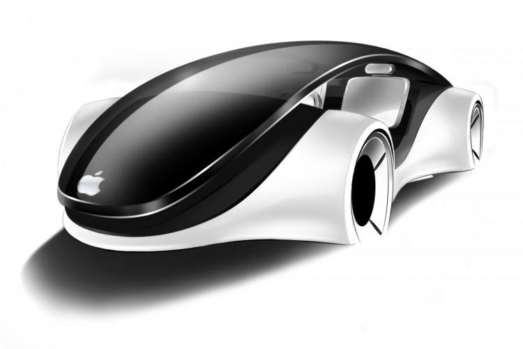 Apple coche eléctrico