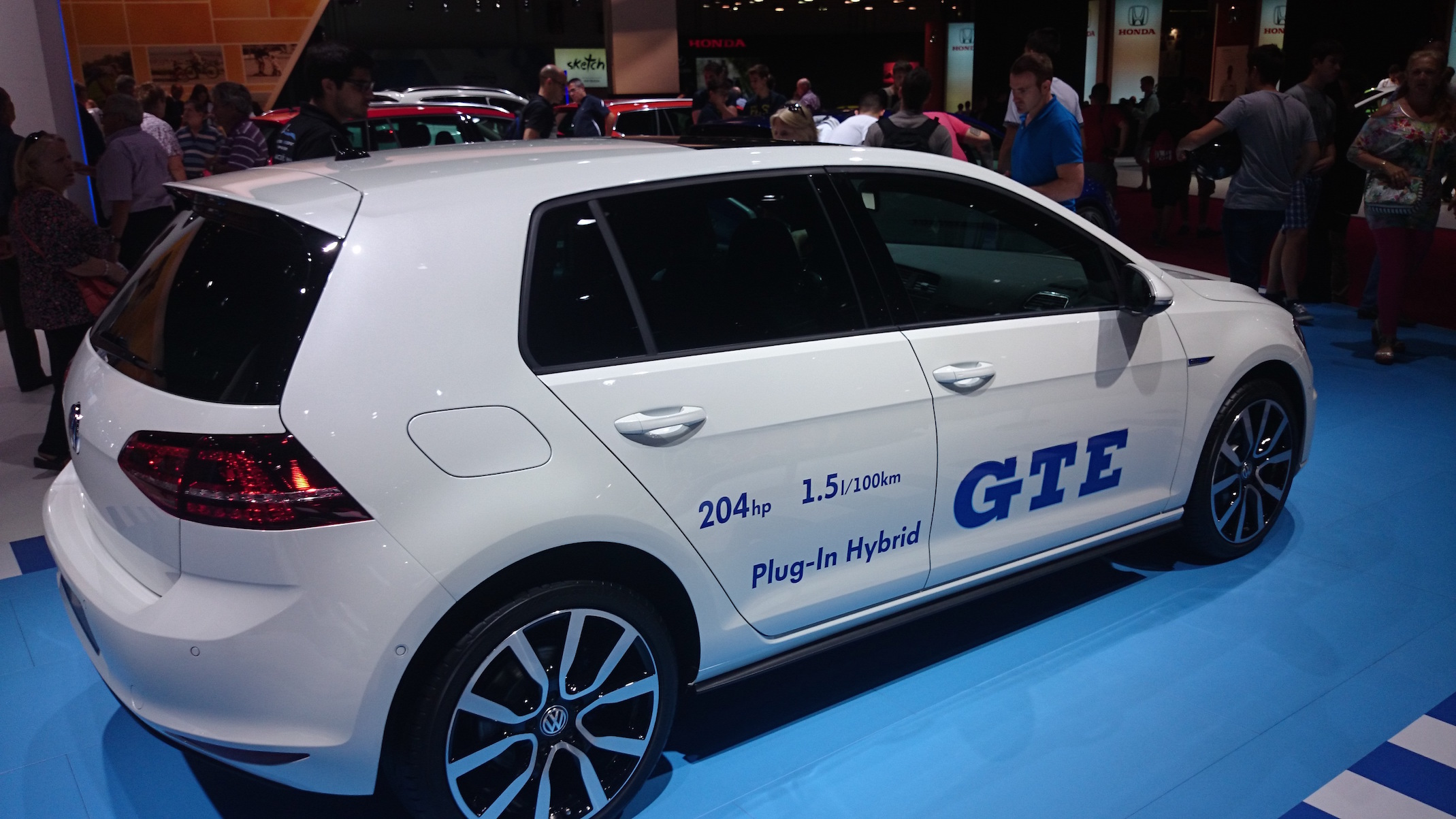 Golf GTE Plug-in
