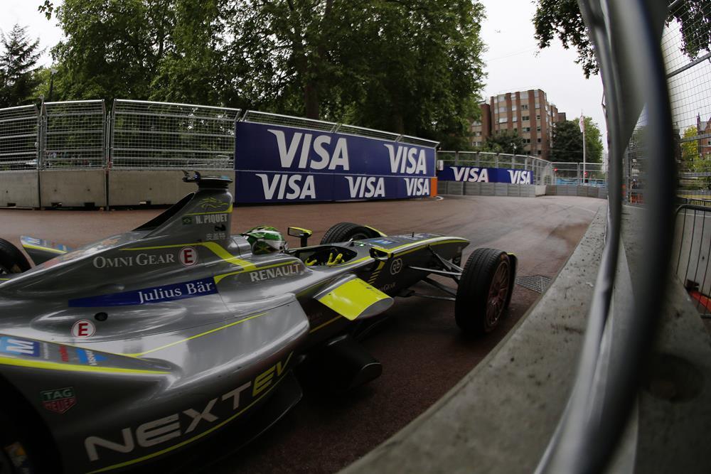 Formula E Winner