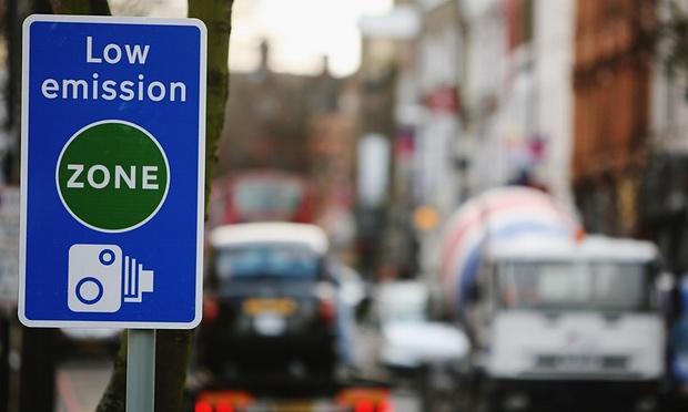 Londres Low Emissions Zone