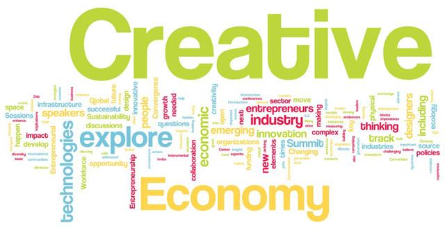 ¡Es la economía creativa, estúpido!
