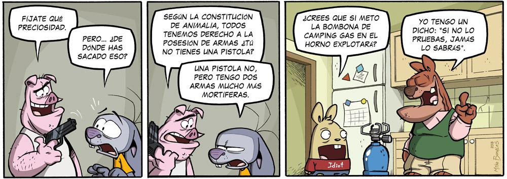 Posesión de armas