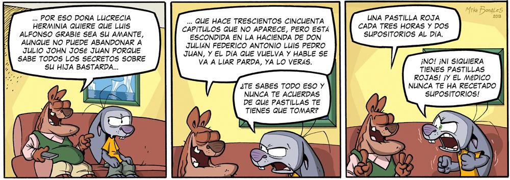 La telenovela