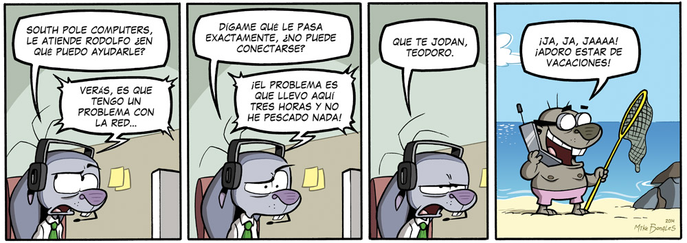 Problema con la red