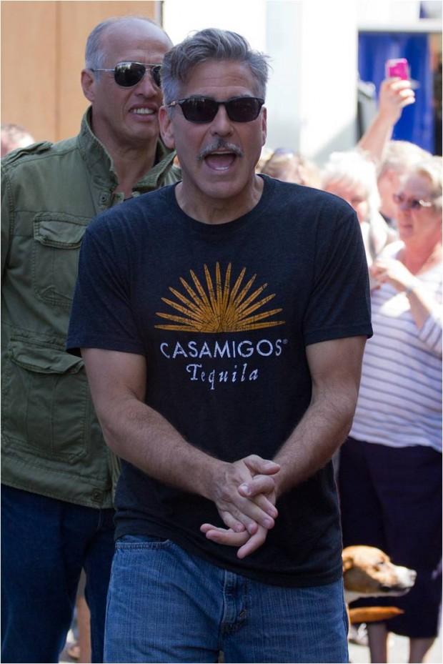 George Clooney Bigotudo
