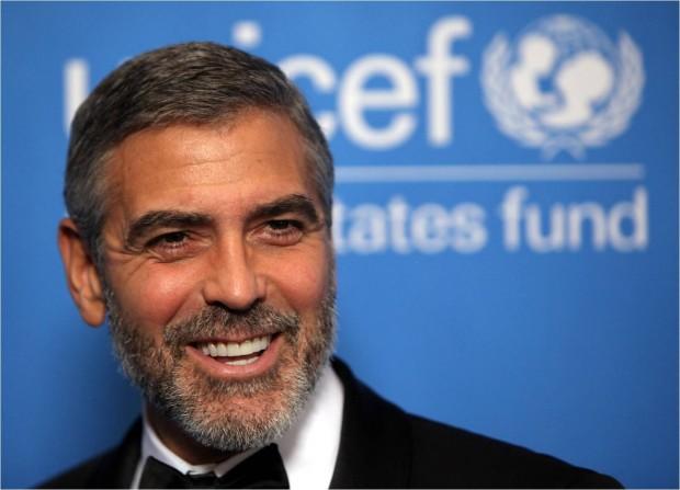 George Clooney Unicef