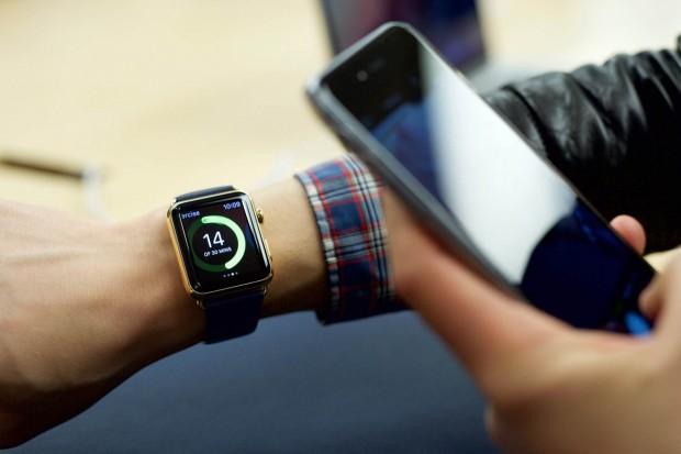Apple Watch y iPhone