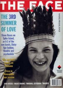 Kate Moss portada TheFace