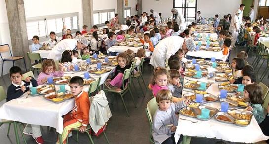 Anuncian el pago a comedores escolares castelli en linea for Comedores en linea
