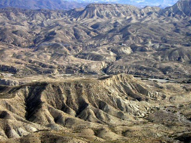 El desierto avanza imparable por espa a la cr nica verde for La cocina del desierto madrid