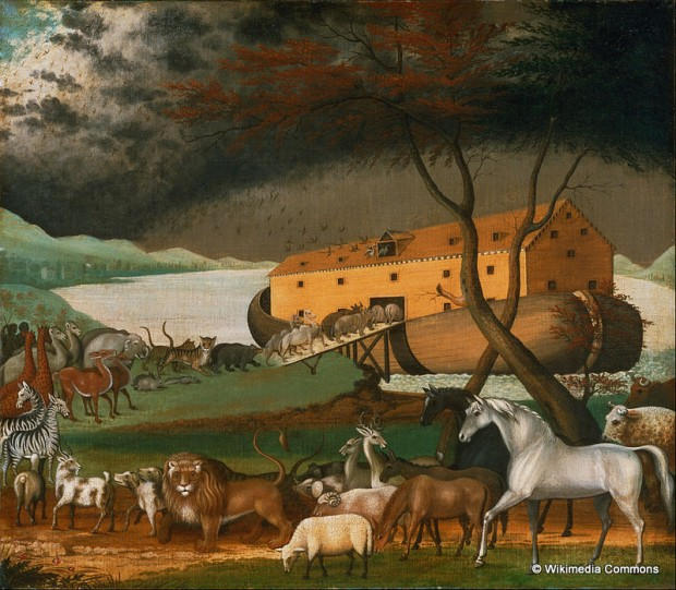 Edward_Hicks,_American_-_Noah's_Ark
