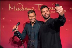 Ricky Martin de cera