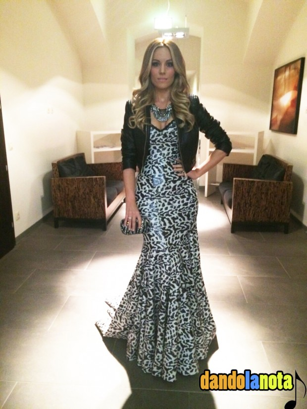 Edurne Vestido Red Carpet 2 copia