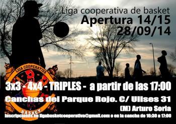 Liga Cooperativa de Madrid