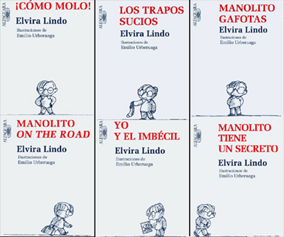 Manolito Gafotas es too heavy para EEUU | Reflexiones de una librera