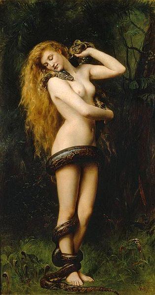 Lilith, por John Collier