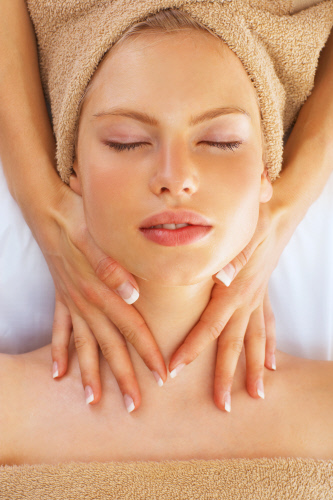 masaje facial