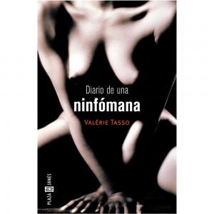 PORTADA DEL LIBRO DIARIO DE UNA NINFÓMANA