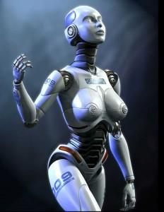 Robot Tina