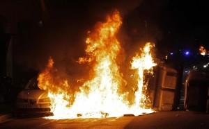 Disturbios por Can Vies